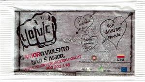 LOVE - Namoro Violento não é Amor