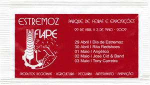 FIAPE 2009 - Estremoz