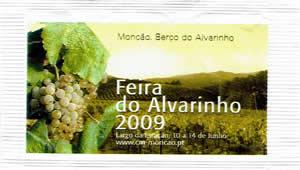 Feira do Alvarinho 2009 - Monção