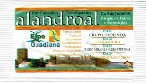 Expo Guadiana - Alandroal 2009