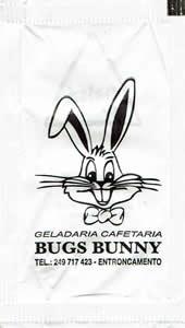 Bugs Bunny ( preto/branco )