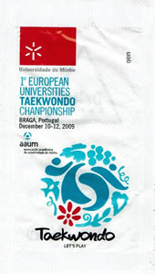 Universidade do Minho - Taekwondo Chanpionship 2009