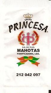 Princesa Mahontas - Panificadora