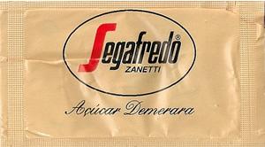 Segafredo (Açúcar Demerara)