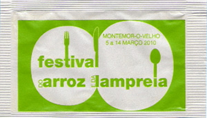 Festival do Arroz e da Lampreia