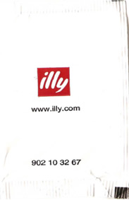 Illy (Nº telefone na frente)