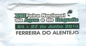 XIII Feira Nacional da Água e do Regadio