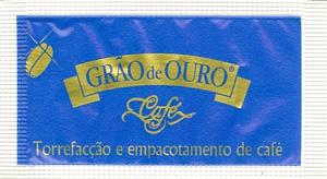 Grão de Ouro Cafés (Azul)