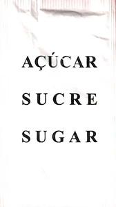 Açúcar Sucre Sugar