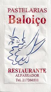 Pastelarias Baloiço - Restaurante Alfassador