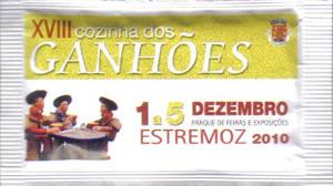 XVIII Cozinha dos Ganhões - 2010