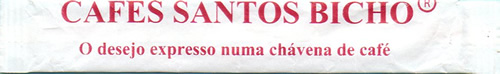 Stick Cafés Santos Bicho