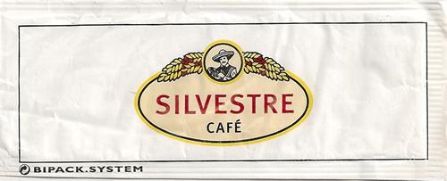 Pacote com colher Silvestre Café