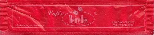 Stick Meirelles (vermelho/letras cinza)
