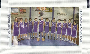 Sangalhos (Cadetes A Masculinos 2010/2011)