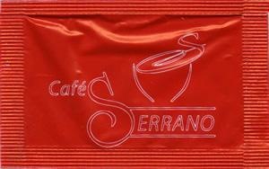Café Serrano (vermelho)