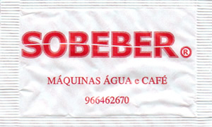 SOBEBER - Máquinas Água e Café