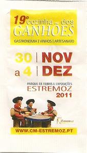 19º Cozinha dos Ganhões - 2011