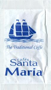 Cafés Santa Maria (Azul)