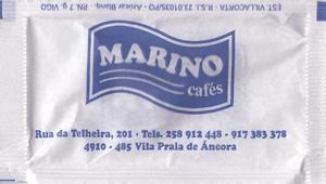 Marino Cafés (Branco) II