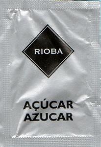 Rioba Açúcar/Azucar (prateado liso)