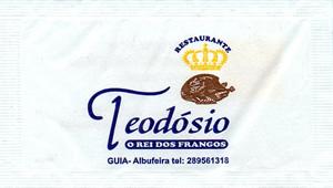 Restaurante Teodósio, O Rei dos Frangos