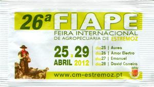 FIAPE 2012 - Estremoz