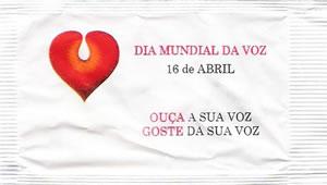 Dia Mundial da Voz - 16 de Abril