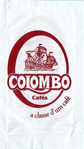 Colombo Cafés - Vermelho