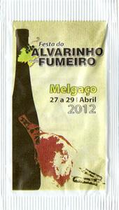 Festa do Alvarinho e do Fumeiro 2012 - Melgaço
