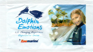 Zoomarine 2012 - Dolphin Emotions