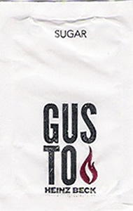 Gusto by Heinz Beck - Sugar