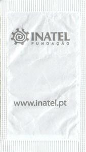 Inatel (nome em cima, site em baixo)