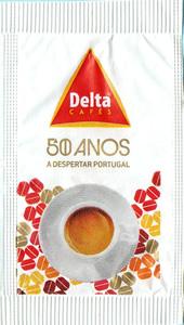 Delta Cafés - 50 anos (6/8g)