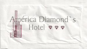 América Diamond's Hotel (sem gramagem)