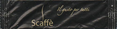 Stick Scaffè (letras amarelas)