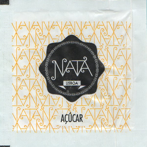 NATA Lisboa (açúcar para polvilhar)