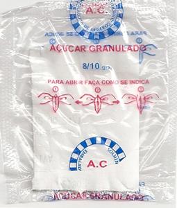 Pacote Castor Transparente (morada c/ 4 linhas)