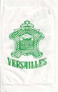 Versailles (com ooemba,  sem gramagem)