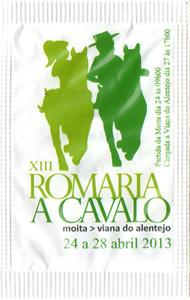 XIII Romaria a Cavalo - Moita