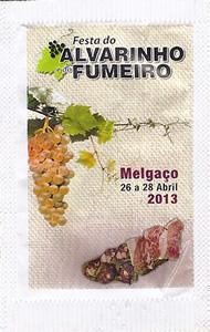 Festa do Alvarinho e do Fumeiro 2013 - Melgaço