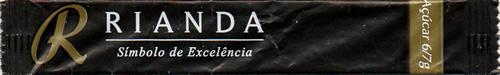 Rianda - Símbolo de Excelência (stick)