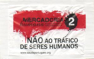 Não ao tráfico de seres Humanos