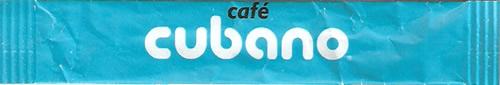 Stick Azul, Café Cubano (s/ gramagem)