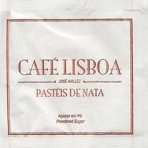 Café Lisboa - José Avilez (Açúcar em Pó)