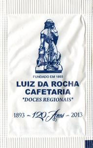 Luiz da Rocha Cafetaria - 120 Anos