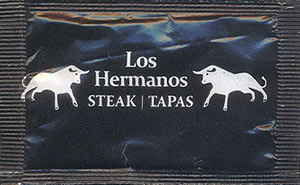 Los Hermanos - Steak/Tapas