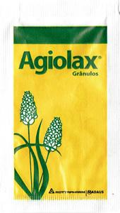 Agiolax - Grânulos
