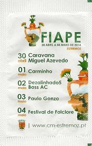 FIAPE 2014 - Estremoz