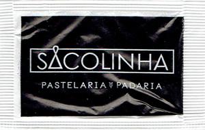 Sacolinha - Padaria e Pastelaria (preto)